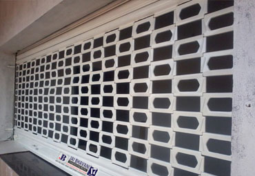 Jai Bhavani Engineering Grill Shutters Grill Rolling
